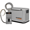 Generac Centurion 11000-Watt (LP)/10000-Watt (NG) Standby Generator with Automatic Transfer Switch