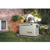 Generac Centurion 11000-Watt (LP)/10000-Watt (NG) Standby Generator with Automatic Transfer Switch