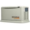 Generac Guardian 22000-Watt (LP)/22000-Watt (NG) Standby Generator