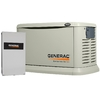 Generac Centurion 22000-Watt (LP)/22000-Watt (NG) Standby Generator with Automatic Transfer Switch