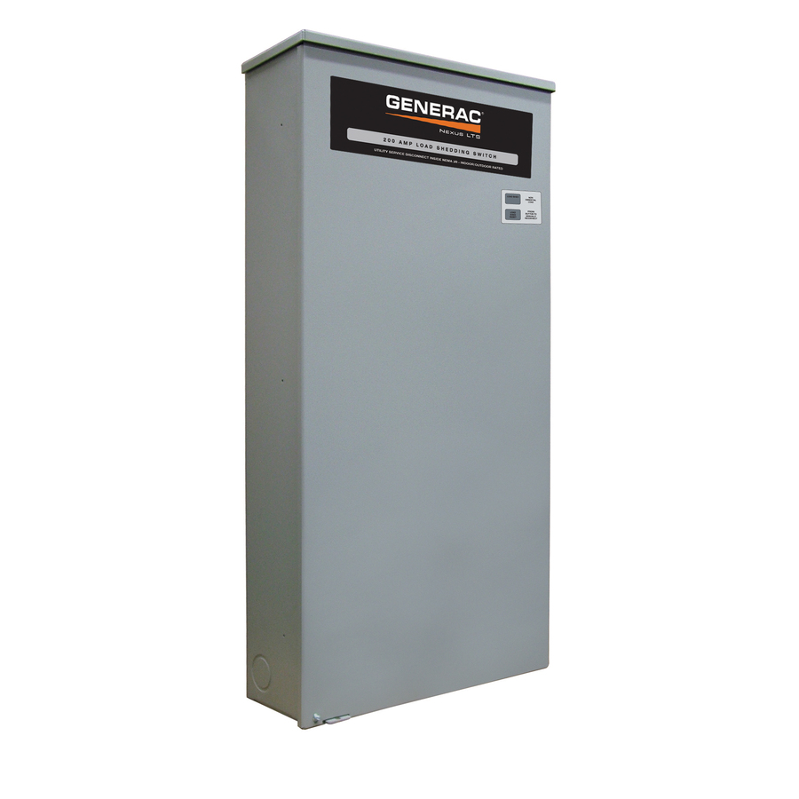 Shop Generac 200-Amp Automatic Transfer Switch at Lowes.com