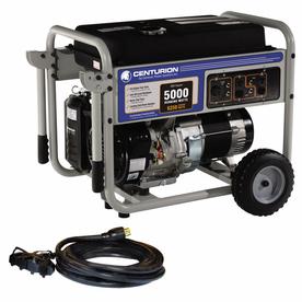 Centurion by Generac Power Systems Centurion 5000-Running Watts Portable Generator