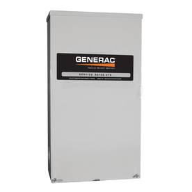 Generac 200-Amp Nexus Smart Switch with Digital Load Management Technology, Service Entrance Rated
