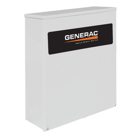 Generac 200-Amp Nexus Smart Switch with Digital Load Management Technology, Non-Service Entrance Rated