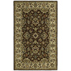 Kaleen Khazana 3-ft x 5-ft Rectangular Tan Floral Area Rug
