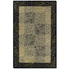 Kaleen Khazana 8-ft x 11-ft Rectangular Beige Transitional Area Rug