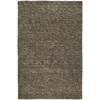 Kaleen Regale 36-in x 5-ft Rectangular Brown Solid Area Rug