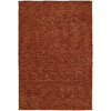 Kaleen Regale 8-ft x 11-ft Rectangular Red Solid Area Rug