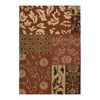 Kaleen Premier 8-ft 9-in x 12-ft Red Traditional Area Rug