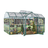 STC 10-ft L x 15-ft W x 9-ft H Metal Greenhouse