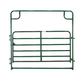 Tarter 8-ft Steel-Painted Farm Panel or Gate