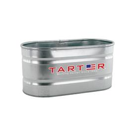 Tarter 100-Gallon Galvanized Steel Stock Tank