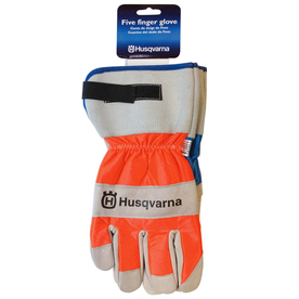 Husqvarna Medium Chain Saw Protective Gloves PROTECTIVE GLOVE MED