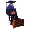 Husqvarna Black Two-Stage Snow Blower Snow Cab