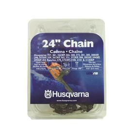 Shop Husqvarna 24 In Replacement Saw Chain At