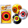 3-Pack 16-in H 16-in L Bird Repelling Balloon Eye