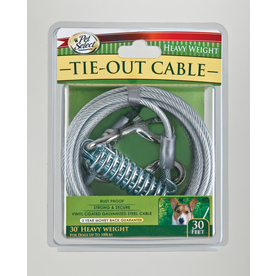 Four Paws 30-ft Tie-Out Cable