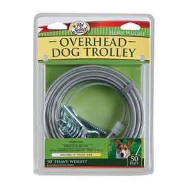 Four Paws 50-ft Tie-Out Cable