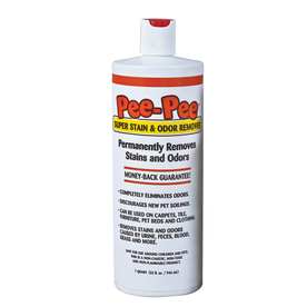 Four Paws 32 oz Dog Stain and Odor Remover Refill Bottle