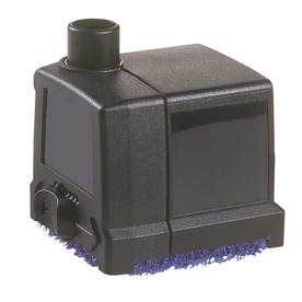 Shop oase 80 gph submersible fountain pump at Lowes pond filter