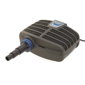 Shop Oase 1 900 Gph Submersible Pond Pump At: lowes pond filter