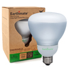 Earthmate 11-Watt (55W Equivalent) 2,700K BR30 Soft White Dimmable CFL Bulb