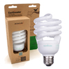 Earthmate 30-Watt (125W) Spiral Medium Base Soft White (2700K) CFL Bulb ENERGY STAR