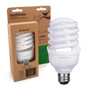 Earthmate 33-Watt (150W) Spiral Medium Base Soft White (2700K) CFL Bulb ENERGY STAR