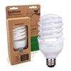 Earthmate 33-Watt (150W) Spiral Medium Base Soft White (2700K) CFL Bulb ENERGY STAR