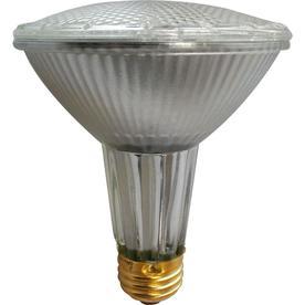 Utilitech 2-Pack 60-Watt Xenon PAR30 Longneck Medium Base (E-26) Soft White Dimmable Halogen Flood Light Bulbs