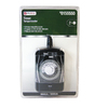 Utilitech 15-Amp Outdoor 2-Outlet Mechanical Plug-in Timer with Rain-Tight Cover