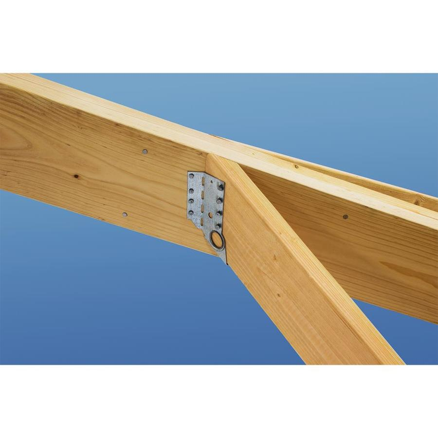 Joist hanger 1pc only timber to masonry 47 x 150mm