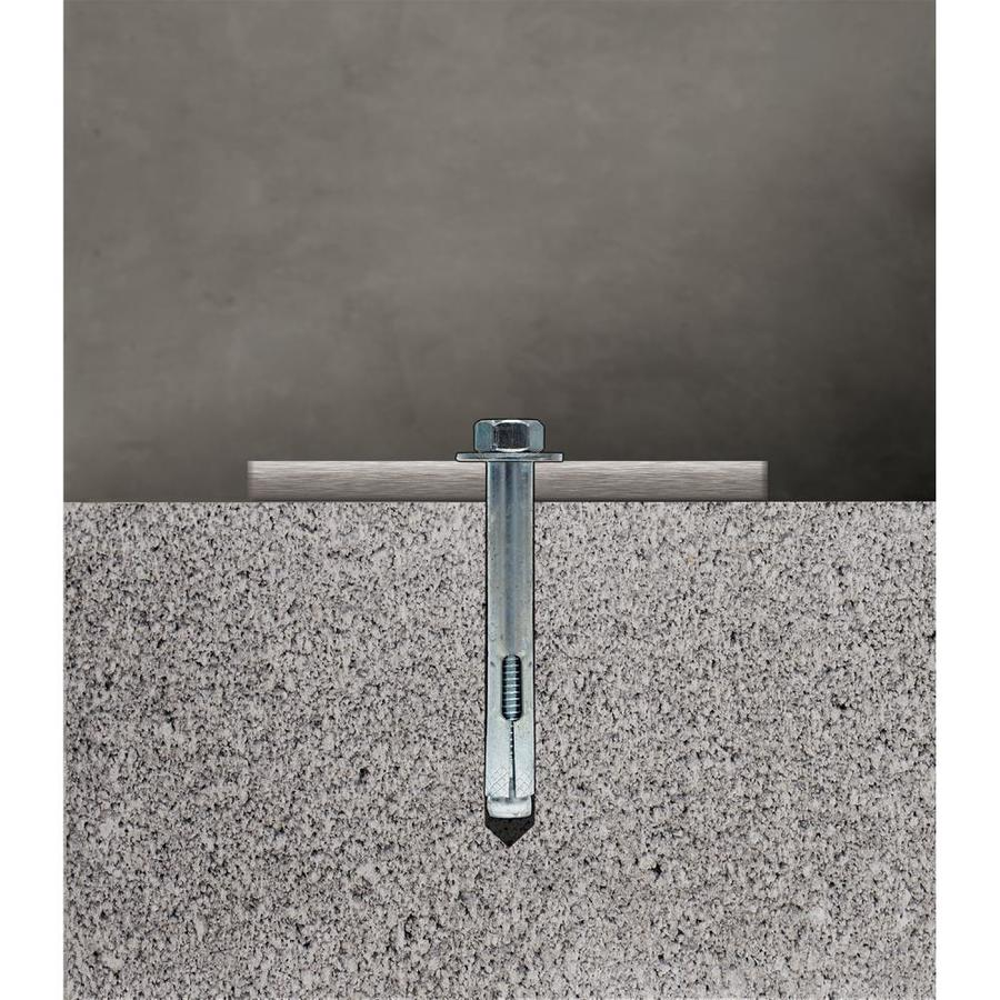"""Qty 10 Sleeve All 3//4/"""" X 2 1//2/"""" # SL75212H  Concrete Expansion Anchors Simpson"""