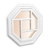 AWSCO Octagon Replacement Window (Rough Opening: 26-in x 26-in; Actual: 28-in x 28-in)