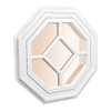 AWSCO Octagon Replacement Window (Rough Opening: 29.5-in x 29.5-in; Actual: 31.5-in x 31.5-in)