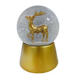 Holiday Living Musical Tabletop Snow Globe Indoor Christmas Decoration LW26-EX001D