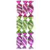 Holiday Living 9-Pack Multicolor Plastic Shatterproof Candy Ornaments
