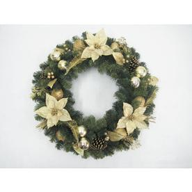 Holiday Living 30-in Artificial Wreath