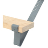 CMI 18-in Metal Bracket Roofing Tool