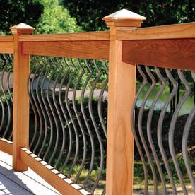 DecKorators 32-1/4in Bronze Baroque Balusters 5-Pack