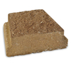 allen + roth 3-in H x 8-in L Tan Low-Profile Concrete Edging Stone (Actuals 3-in H x 8-in L)