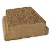 Tan Insignia Edging Stone (Common: 3-in x 8-in; Actual: 3-in H x 8-in L)