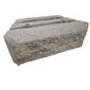 Tan Brown Insignia Concrete Retaining Wall Block (Common: 12-in x 4-in; Actual: 12-in x 4-in)