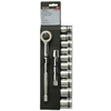 Task Force 12-Piece Standard (SAE) Mechanic's Tool Set