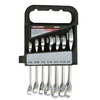 Task Force 7-Piece Standard Polished Chrome Standard (SAE) Wrench Set