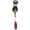 Task Force 3/8-in Drive Quick-Release Flexible Head Ratchet