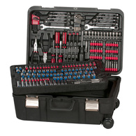 204 Pc Tool Set w/Case