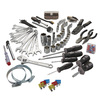 Blue Hawk Standard (SAE) Mechanic's Tool Set with Hard Case (185-Piece)