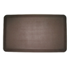 Chocolate Anti-Fatigue Mat (Common: 2-ft x 3-ft; Actual: 20-in x 34-in)