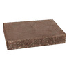 Country Stone 12-in L x 2-in H Autumn Blend Galena Retaining Wall Cap (Actuals 12-in L x 2-in H)